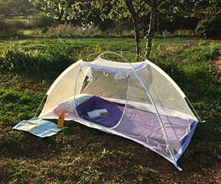 Mosquito Net IGLO - one person