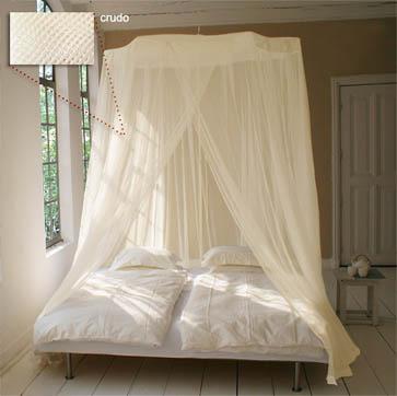 Mosquitero de cama majestic - Mosquiteras para camas ...