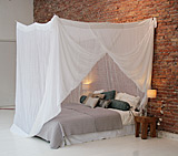Rectangular Mosquito Net Cotton