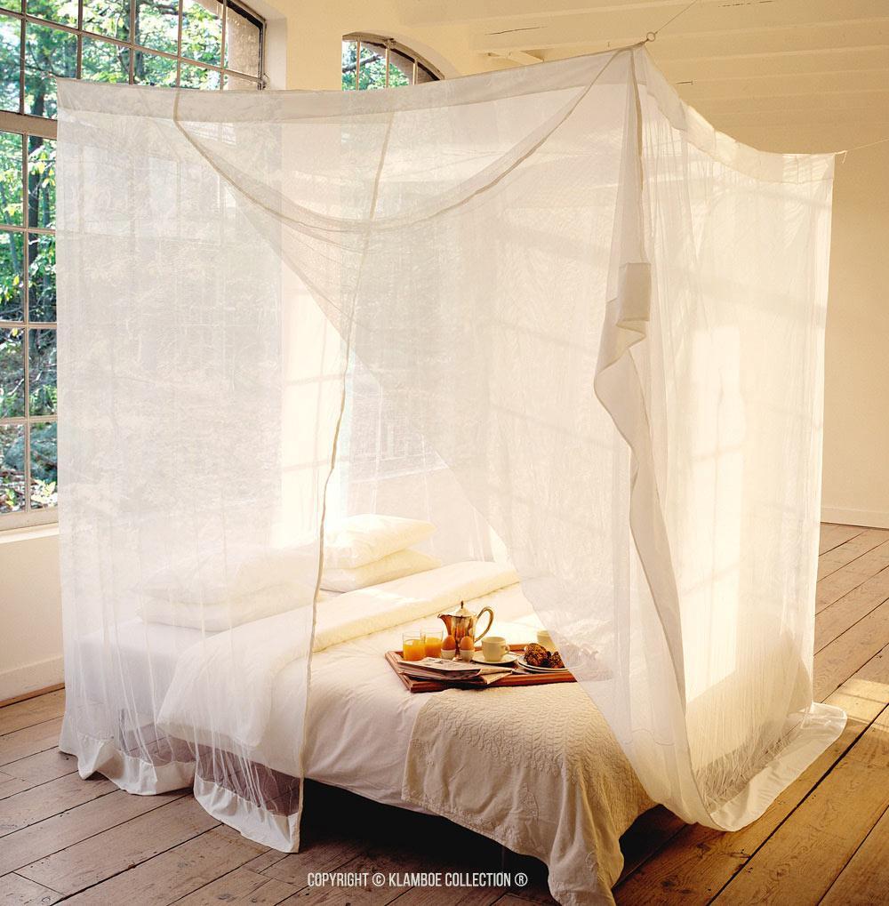 fluenet til seng Rektangulære moskitonet fluenet til seng