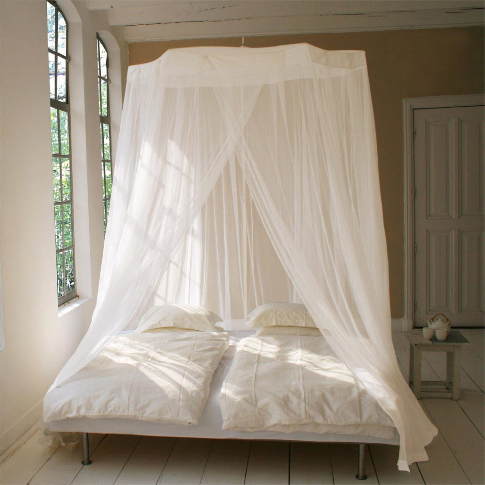 Ronde klamboe van hoge kwaliteit for Mosquiteras para camas